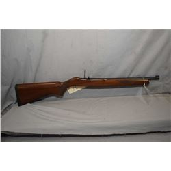Lot of Two Items : 18 1/2  Ruger 10/22 . 22 Cal Barrel ONLY w/ sights blued finish - Mini 14 Wooden