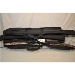 Lot of Four Gun Cases [ One Ruger, One Kolpin, Two Cabelas ]