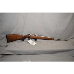 "CZ Model 455 Stainless Wood .22 LR Cal Mag Fed Bolt Action Rifle w/ 21"" bbl [ appears as new in orig"