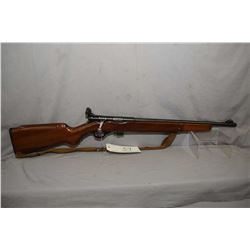 Mossberg Model 142 - A .22 LR Cal Mag Fed Bolt Action Rifle w/ 18 1/4  bbl [ blued finish starting t