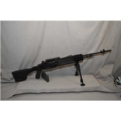 "Norinco Model N305 .308 Win Cal Semi Auto Rifle w/ 20"" bbl [ blued finish, barrel sights, also fitte"