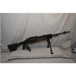 Norinco Model N305 .308 Win Cal Semi Auto Rifle w/ 20  bbl [ blued finish, barrel sights, also fitte