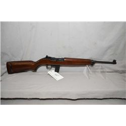 "Erma Model EM 1 .22 LR Cal Mag Fed Semi Auto Carbine w/ 18"" bbl [ appears v - good, few slight marks"