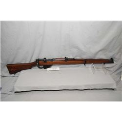 Lee Enfield Model SHT 22 Mark IV ( Also stamped FTR 1954 ) .22 LR Cal Full Wood Mag Fed Bolt Action