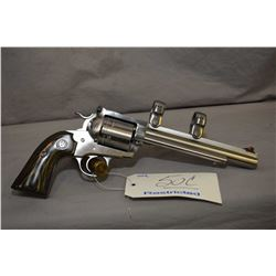 Restricted - Ruger Model New Model Super Blackhawk Bisley Hunter .44 Mag Cal 6 Shot Revolver w/ 191