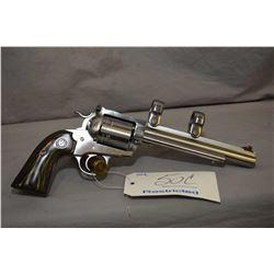 Restricted - Ruger Model New Model Super Blackhawk Bisley Hunter .44 Mag Cal 6 Shot Revolver w/ 191