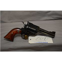 Restricted - Ruger Model New Model Super Blackhawk .44 Mag Cal 6 Shot Revolver w/ 117 mm bbl [ appea
