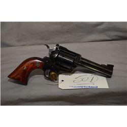 Restricted - Ruger Model New Model Super Blackhawk .44 Mag Cal 6 Shot Revolver w/ 117 mm bbl [ appea