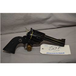 Restricted - Ruger Model New Model Blackhawk Flat Top .44 Spec Cal 6 Shot Revolver w/ 117 mm bbl [ a