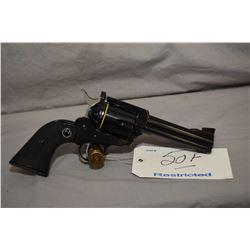 Restricted - Ruger Model New Model Blackhawk Flat Top .44 Spec Cal 6 Shot Revolver w/ 117 mm bbl [ a