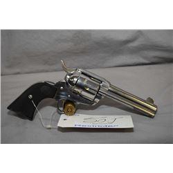 Restricted - Ruger Model New Vaquero .45 Colt Cal 6 Shot Revolver w/ 117 mm bbl [ appears excellent