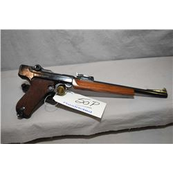 Restricted - Erma Model ET 22 .22 LR Cal 10 Shot Semi Auto Carbine w/ 303 mm bbl [ blued finish with