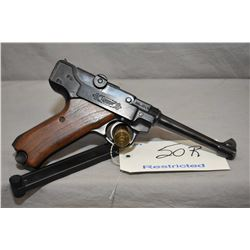 Restricted - Luger by Stoeger Model Luger 22 .22 LR Cal 10 Shot Semi Auto Pistol w/ 140 mm bbl [ app