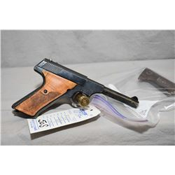 Restricted Colt Model Challenger .22 LR Cal 10 Shot Semi Auto Pistol w/ 114 mm bbl [ blued finish, s