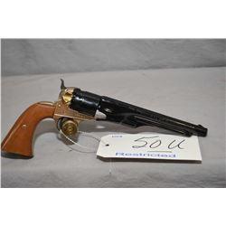 Restricted - Colt Model 1860 Army Civil War Centennial Commemorative .22 Short Cal Single Shot Pisto