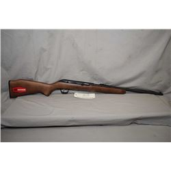 Savage Model 65G .22 LR Cal Mag Fed Semi Auto Rifle w/ 21  bbl [ appears as new unfired in orig box,