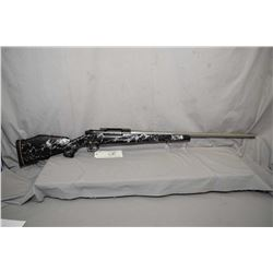 "Weatherby Model Mark V .300 Ultra Mag Cal Bolt Action Rifle w/ replaced stainless fluted 26"" bbl [ r"