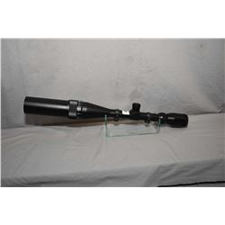 Scorpion 4 x 16 x 50 Scope w/ adjustable objective, Sun Shade and Rings