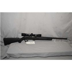 Savage Model Mark II .22 LR Cal Mag Fed Bolt Action Rifle w/ 21 1/4  heavy bbl [ blued finish, no si
