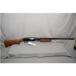 "Remington Model 870 Wingmaster .12 Ga 2 3/4"" Pump Action Shotgun w/ 30"" full choke bbl [ blued finis"