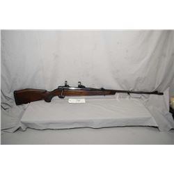 "Sauer Model 90 .300 Wthby Mag Cal Mag Fed Bolt Action Rifle w/ 26"" bbl and added muzzle break [ blue"