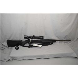 Tikka Model M595 .222 Rem Cal Mag Fed Bolt Action Rifle w/ 22 1/2  bbl [ blued finish starting to fa