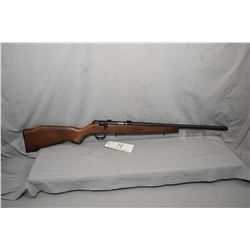 Savage Model 93 R17 .17 HMR Cal Mag Fed Bolt Action Rifle w/ 21  bull bbl [ appears v - good, blued