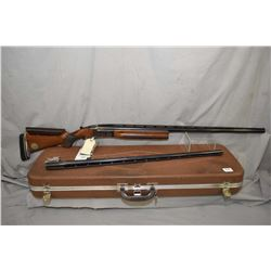 "Browning Model BT 99 Two Barrel Set .12 Ga 2 3/4"" Single Barrel Break Action Trap Shotgun w/ 32"" and"