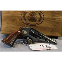 Prohib 12 - 6 Smith & Wesson Model 10 - 8 Calgary Police Services Centennial Commemorative .38 Spec
