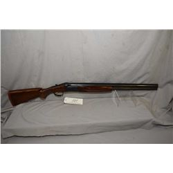 "Ithaca Model 600 .12 Ga 2 3/""4"" Over & Unde Break Action Shotgun w/ 26"" vent rib bbls [ blued finish"