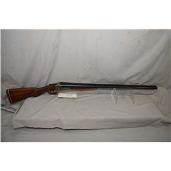 "Ithaca Model Side By Side .20 Ga Side By Side Hammerless Shotgun w/ 28"" bbls [ blued finish with som"