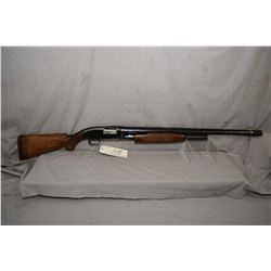 "Winchester Model 12 .12 Ga 2 3/4"" Pump Action Shotgun w/ 28"" vent rib bbl including deluxe polychoke"