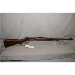 "Winchester Model 64 .30 WCF Cal Lever Action Rifle w/ 24"" bbl [ blued finish starting to fade, more"