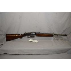 "Winchester Model 1910 SL .401 SL Cal Mag Fed Semi Auto Rifle w/ 20"" bbl [ fading blue finish, more i"