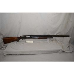 "Winchester Model 12 .12 Ga 2 3/4"" Pump Action Shotgun w/ 30"" vent rib bbl [ blued finish, starting t"