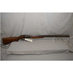"Winchester Model 24 .12 Ga 2 3/4"" Side By Side Hammerless Shotgun w/ 30"" bbls [ faded blued finish,"