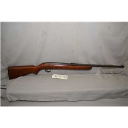 "Winchester Model 55 .22 LR Cal Semi Auto Single Shot Rifle w/ 22"" bbl [ blued finish, starting to fa"