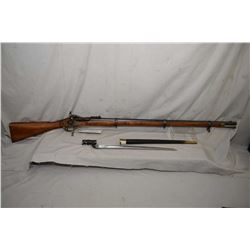 Snider Enfield Model 1881 Mark II ** .577 Snider Cal Full Wood Military Three Band Riflle w/ 36 5/8""