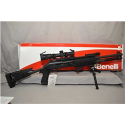 """Benelli Model M4 Super 90 .12 Ga 3"""" Semi Auto Shotgun w/ 18 1/2"""" bbl with screw in choke [ appears e"""