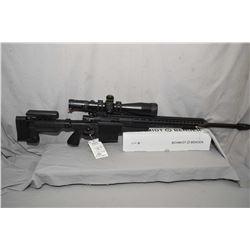Accuracy International England Model AX .338 Lapua Mag Cal Mag Fed Bolt Action Long Range Rifle w/ 2