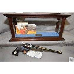 Restricted - Colt Model Single Action Army Buntline North American Oilmen Commemorative .45 Colt Cal