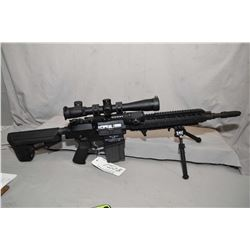 Restricted Stoner ( Knight's Manufacturing Co.) Model SR - 25 .308 Win Cal 5 Shot Semi Auto Rifle w/