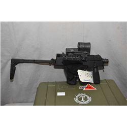 Restricted Brugger & Thomet Model TP9 .9 MM Cal 5 Shot Semi Auto Commercial Version Pistol w/ 130 mm