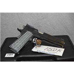 Restricted Handgun Kimber Model Rimfire Target .22 LR Cal 10 Shot Semi Auto Pistol w/ 127 mm bbl [ a