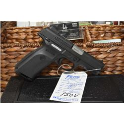 Restricted Ruger Model SR 9 .9 MM Luger Cal 10 Shot Semi Auto Pistol w/ 106 mm bbl [ appears excelle