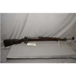 "Mauser Model 1954 Brazilian .30 - 06 Cal Full Wood Military Bolt Action Rifle w/ 24"" bbl [ blue fini"