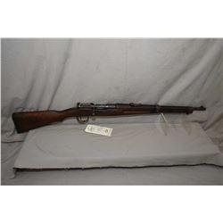 Mannlicher Schoenauer Model 1903 Greek Carbine 6.5 x 54 Mannlicher Schoenauer Cal ? Full Wood Milita
