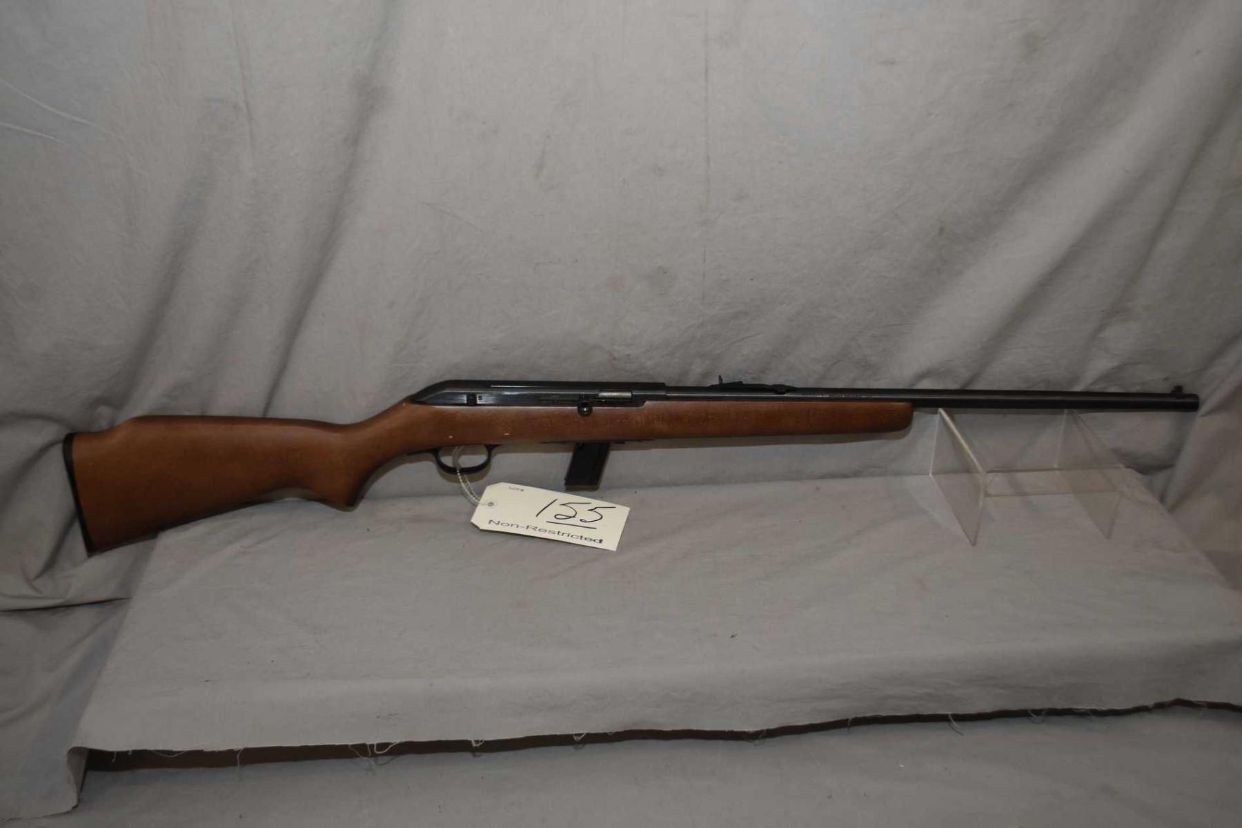 Savage Model 64  22 LR Cal Mag Fed Semi Auto Rifle w/ 21