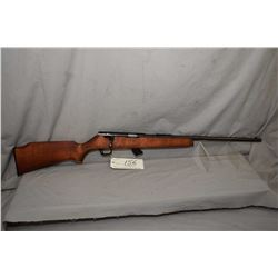 "Sears Model 4C .22 LR Cal Mag Fed Bolt Action Rifle w/ 21"" bbl [ blued finish starting to fade in ca"