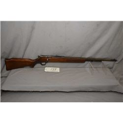 "Cooey by WInchester Model 600 .22 LR Cal Tube Fed Bolt Action Rifle w/ 24"" bbl [ fading blue finish,"